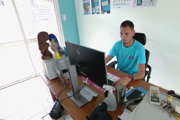 Yohan Samanich travaille depuis 10 ans pour le CFA