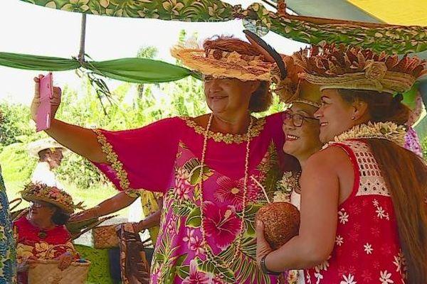 Papara se met au diaposon des femmes du fenua
