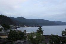 Le port et la médina de Mutsamudu, Anjouan