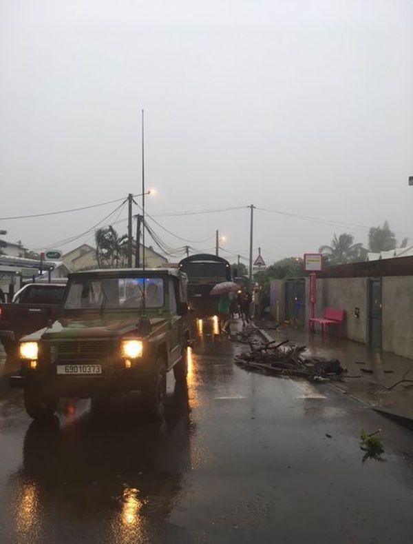 Evacuation Bassin Plat Berguitta