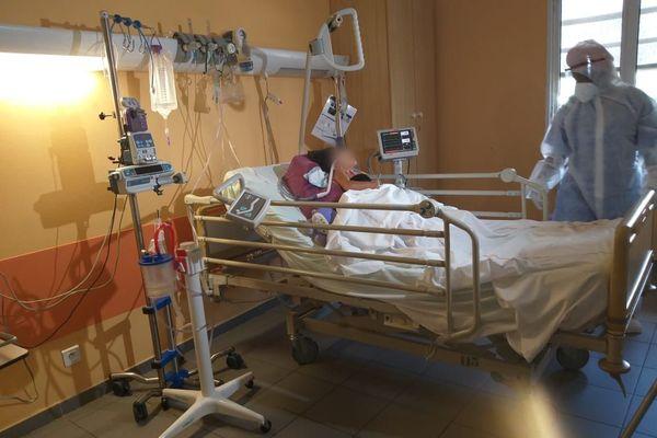 Enfants malades du Coronavirus hospitalisés au CHC