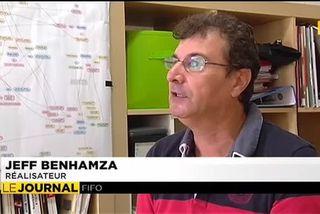 FIFO : Portrait de Jeff Benhamza, réalisateur