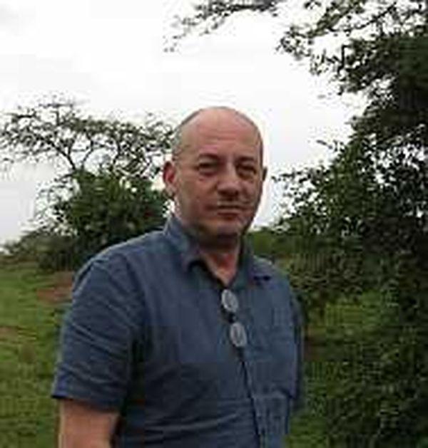 François Bès, coordinateur régional pour l'Outre-mer de l'Observatoire international des prisons