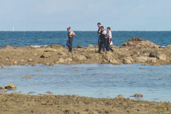 Plongeur disparu, attaque probable de requins, Nouville, 26 mai 2021