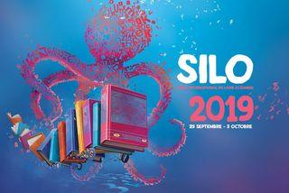 Visuel du Silo 2019, Salon international du livre océanien