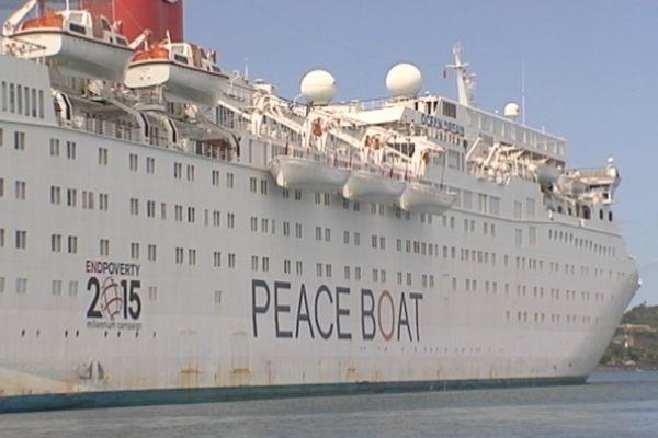Peace boat