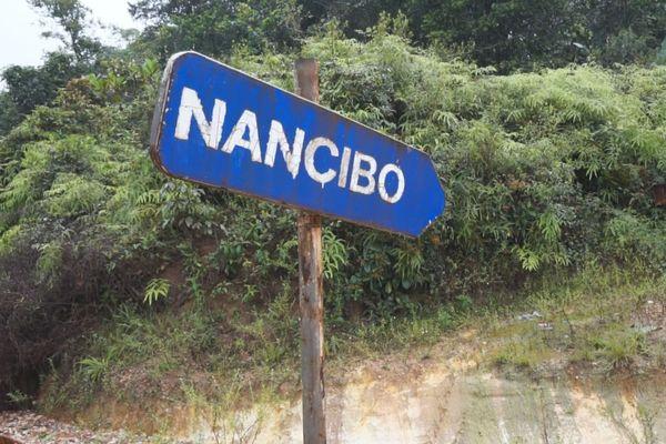 Piste de Nancibo sur la commune de Roura
