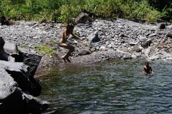 soleil rivière langevin