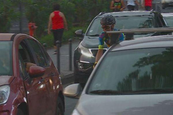 Sécurité cyclistes