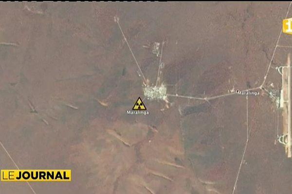 Australie : 60 ans après les premiers essais nucléaires