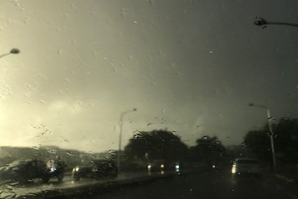 Pluie de mai 2017