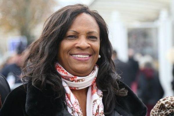 Claudine Bajazet, maire de Saint-Rose