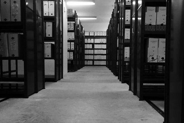 Archives départementales de la Réunion patrimoine coulisse