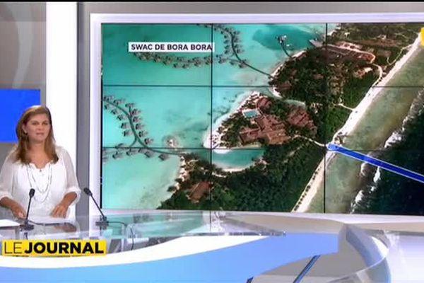 Coup dur pour l'Intercontinental de Bora Bora