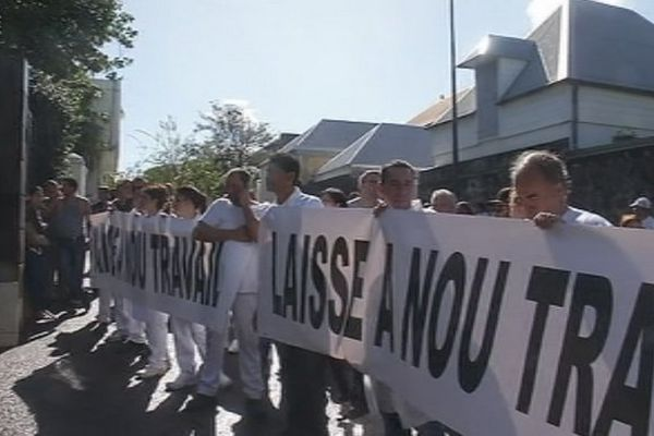 CILAM : salariés non-grévistes
