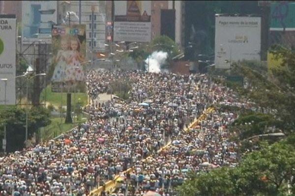 Venezuela - manifestation