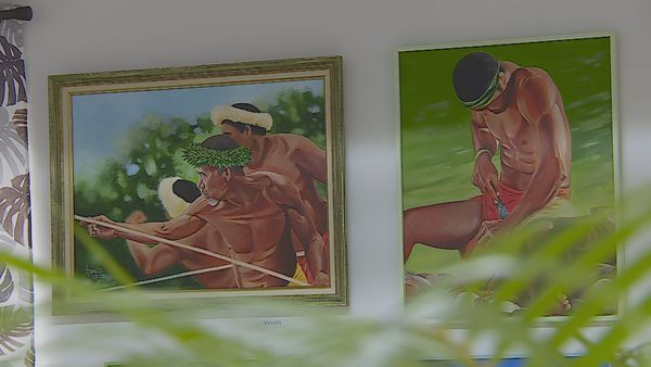 Toahotu : les artistes de la presqu'île s'exposent enfin !