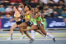Comme en 2020 à Liévin, la Martiniquaise Cynthia Leduc a dominé les débats en finale du 60 mètres.