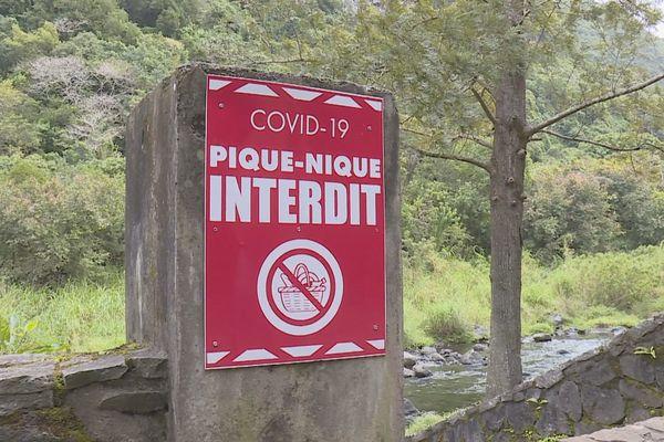Covid : Pique nique interdit à Langevin