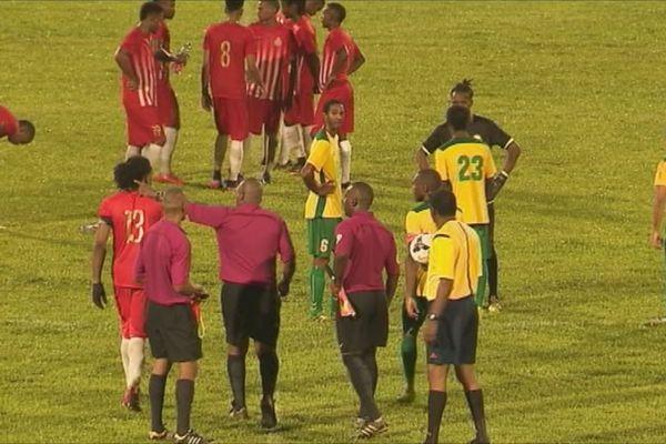 Football Martinique