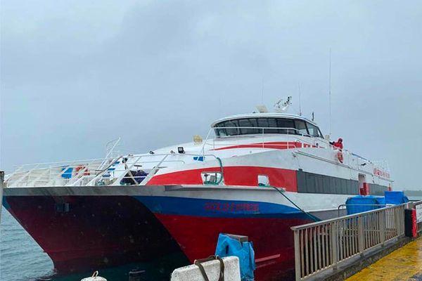 Bateau L'Express des Îles