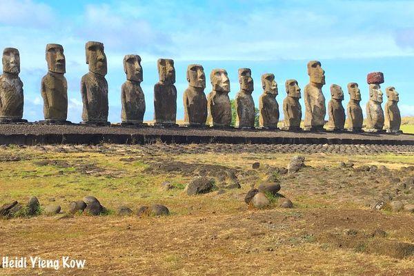 Polynés'iles à Rapa Nui