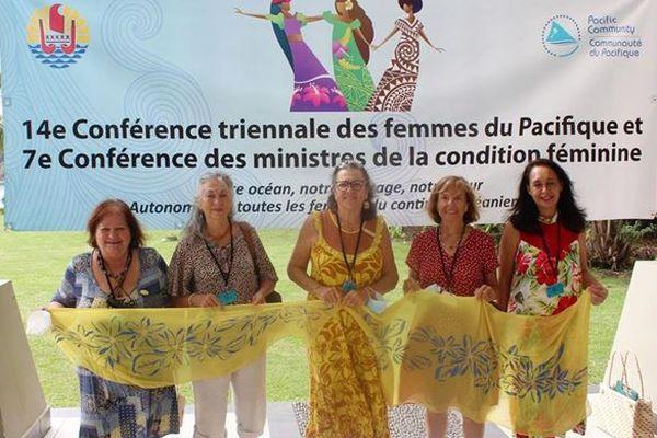 14e conférence des femmes du Pacifique