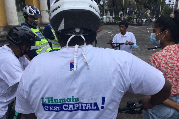 La mairie de Saint-Denis veut inciter les habitants à utiliser le vélo