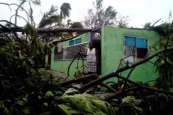 Cyclone Vanuatu