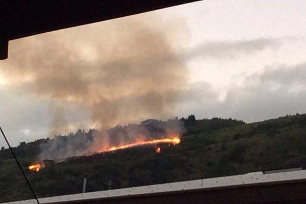 Incendie - Matahi Zion