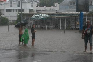 Inondations La Saline 2015 2