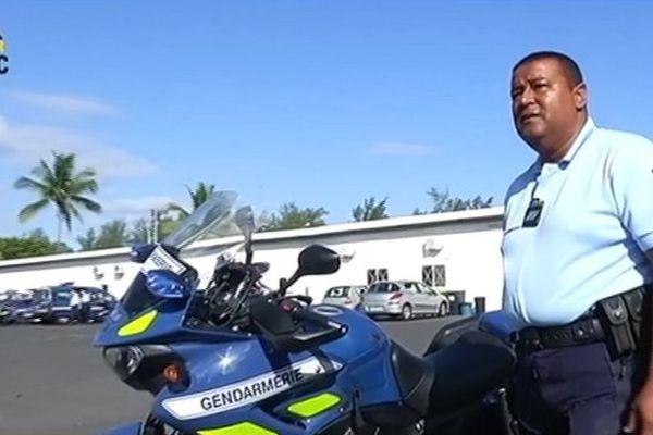 Un jour avec : Guy Lauret, gendarme mobile