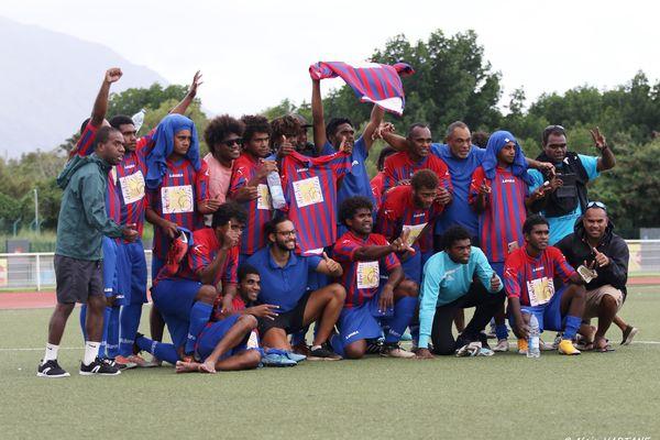 Super ligue 2021 : AS Qanono
