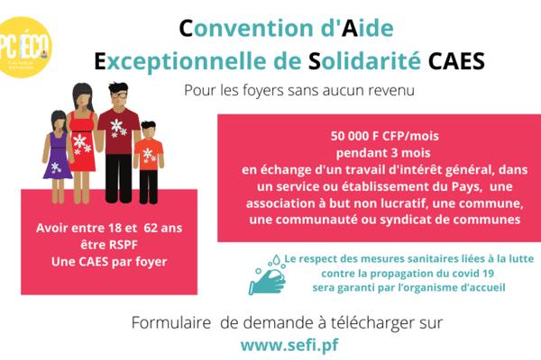 Convention d'aide exceptionnelle de solidarité