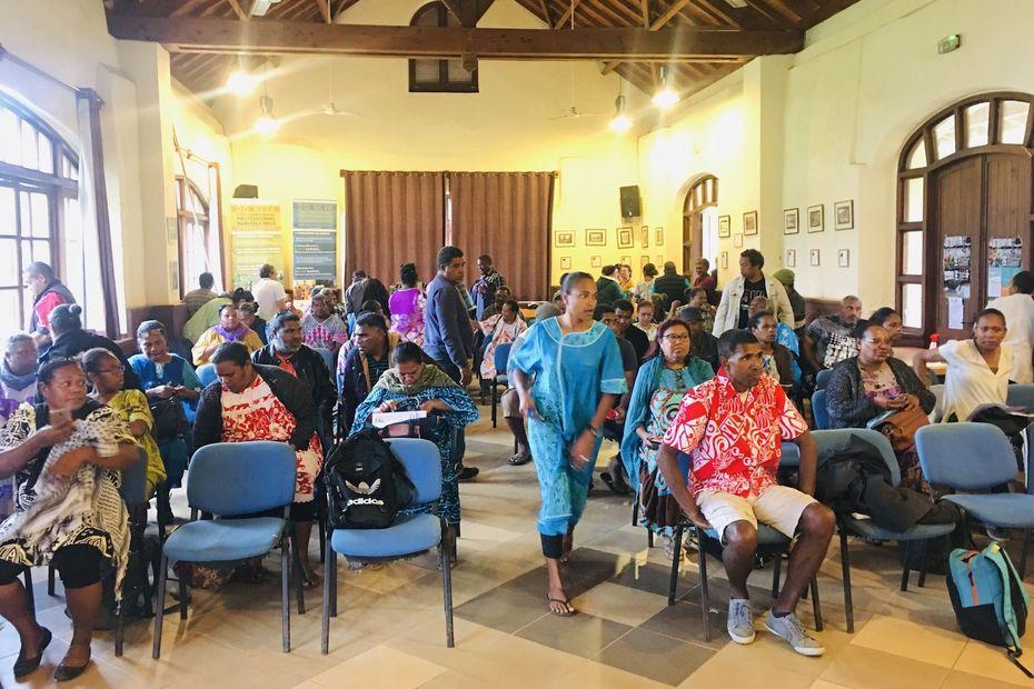 L'ASEE en assemblée générale - Nouvelle-Calédonie la 1ère
