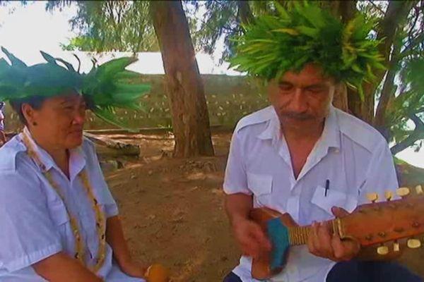 musiciens Raivavae