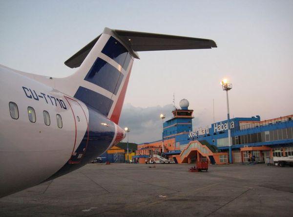 Cuba aéroport