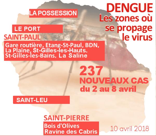 Carte dengue 180410