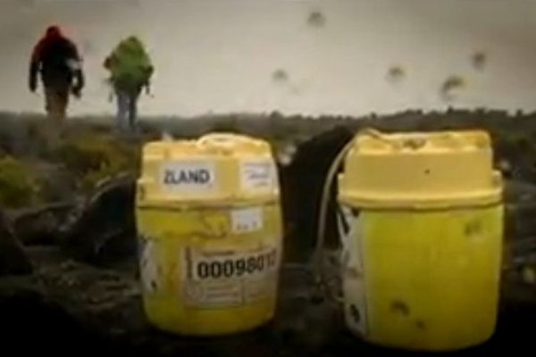 300 capteurs sismomètre au volcan