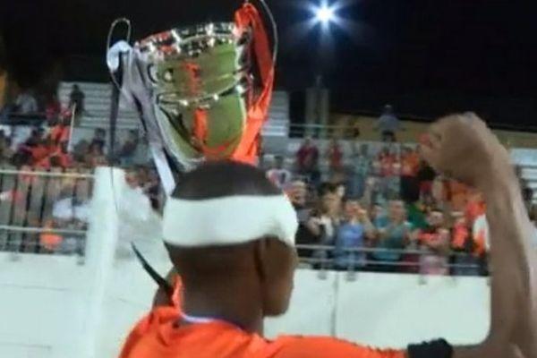 L'Excelsior de William Mounoussamy remporte la coupe de France