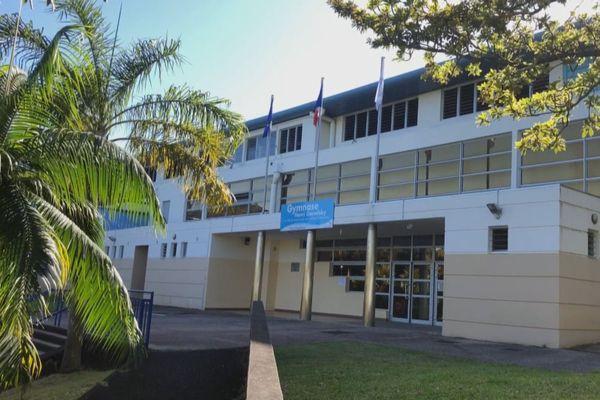 Gymnase Henri-Ganofsky à Saint-Joseph