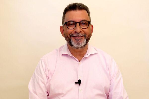 Patrick Lebreton, candidat aux Régionales 2021.