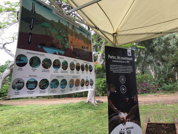 Fête de la science WWF