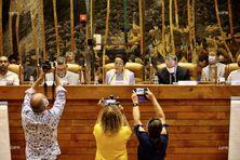 La Nouvelle Route du Littoral en débat à l'assemblée plénière de la Région.