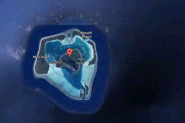 Un bateau porté disparu entre Maupiti et Bora-Bora