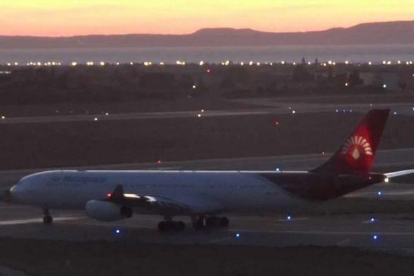 Air Madagascar à Marseille