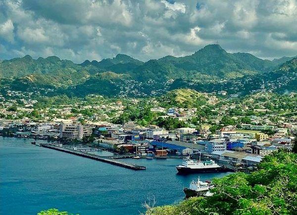 Kingstown St. Vincent et les Grenadines