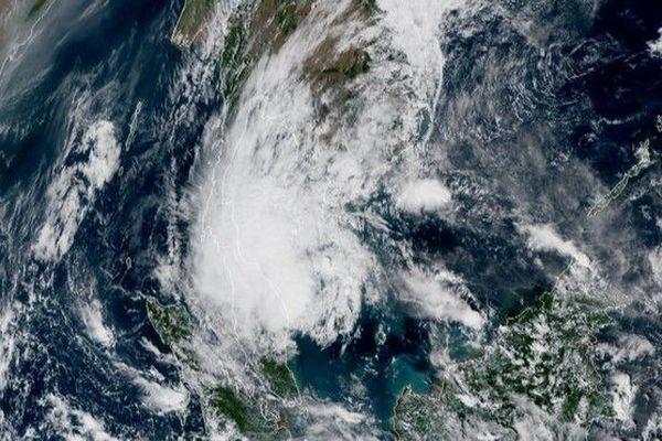 Tempête tropicale Pabuk Thaïlande 040119
