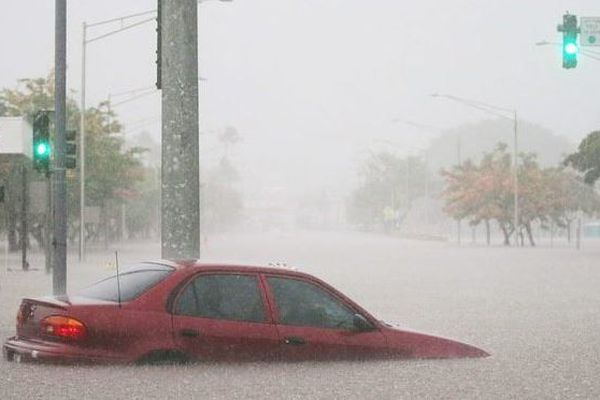 L'ouragan Lane se rapproche d'Hawaï