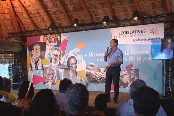 Congrès Calédonie Ensemble 1